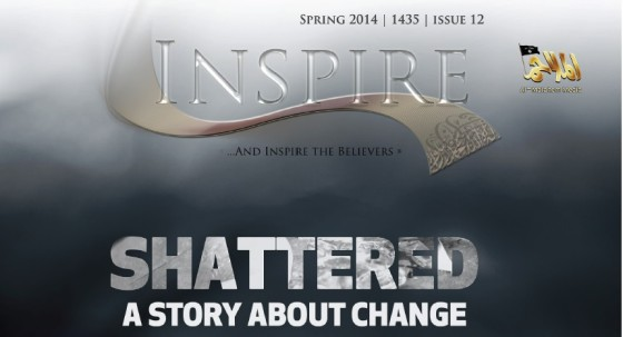INSPIRE, ISSUE 12 — AT FIRST GLANCE
