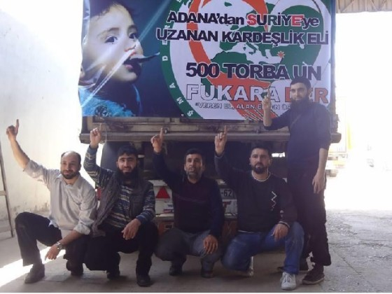 ISLAMIC NGOs AND THE JIHAD IN SYRIA — A LOOK AT FUKARA DER