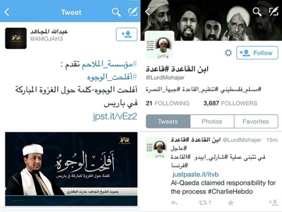 AQAP OFFICIAL PRAISES ATTACKS IN FRANCE