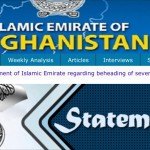 AFG Taliban 21 April 2015 Statement Re Beheadings of Enemy Soldiers